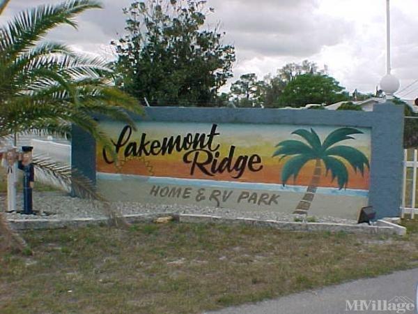 Photo of Lakemont Ridge Home & RV Park, Frostproof, FL