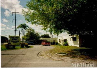 Mobile Home Park in Fort Pierce FL