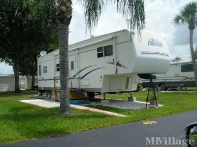 Mobile Home Park in Sarasota FL