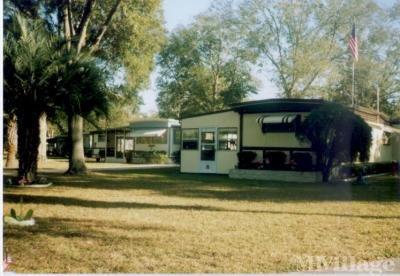Mobile Home Park in Bushnell FL