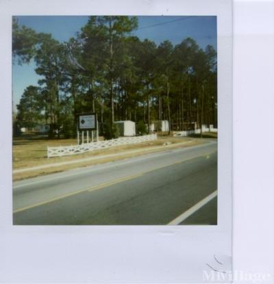 Mobile Home Park in Live Oak FL