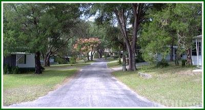 Mobile Home Park in De Leon Springs FL