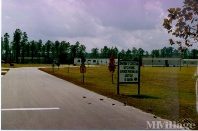 Mobile Home Park in Wewahitchka FL