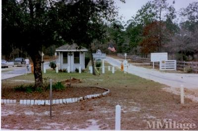 Mobile Home Park in Chipley FL