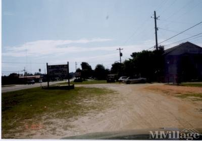 Mobile Home Park in Crestview FL