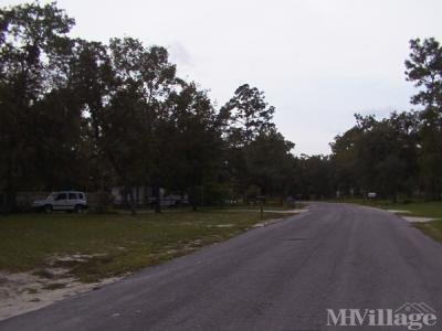 Mobile Home Park in Dade City FL