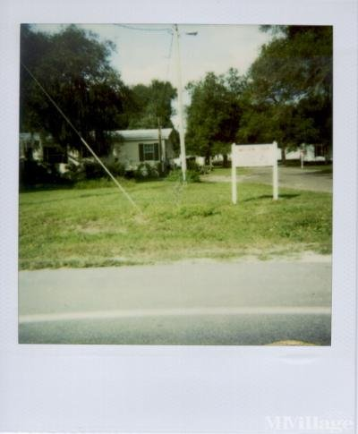 Mobile Home Park in Lithia FL
