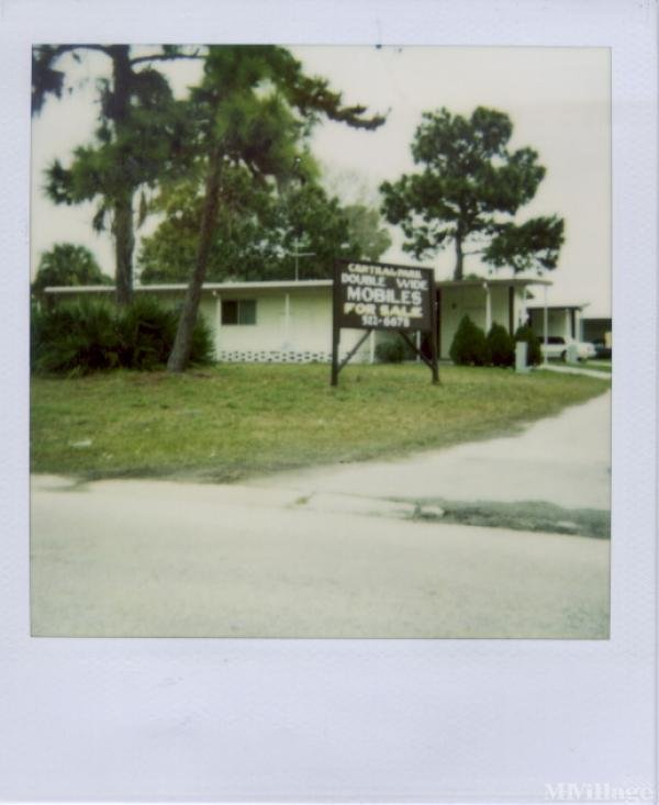 Central Park Mobile Home Park in Pinellas Park, FL