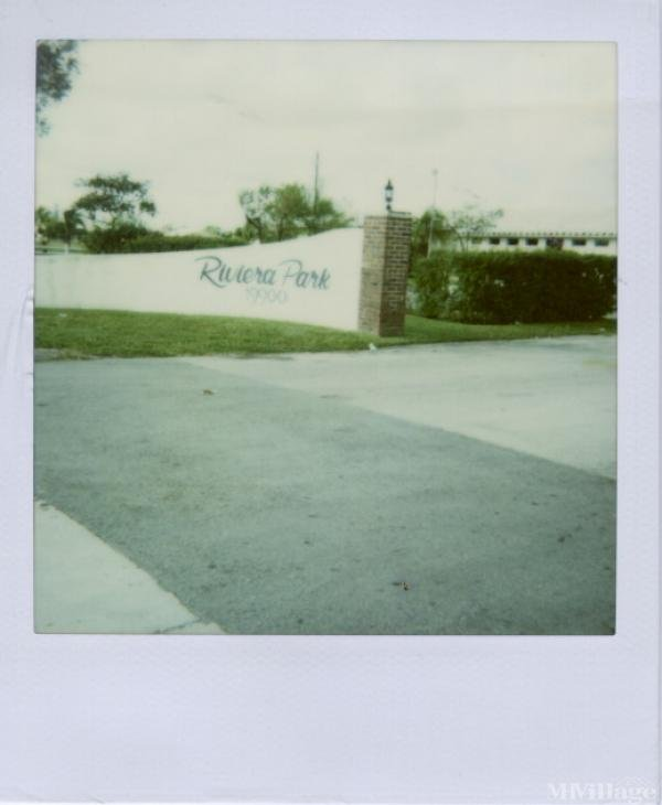 Photo of Riviera Mobile Home Park, Miami, FL