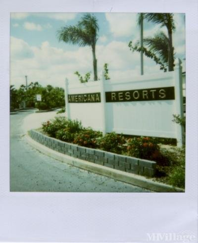 Mobile Home Park in Rockledge FL