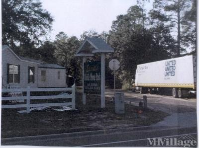 Mobile Home Park in Perry FL