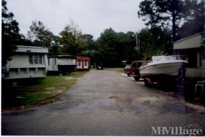 Mobile Home Park in Gulf Breeze FL