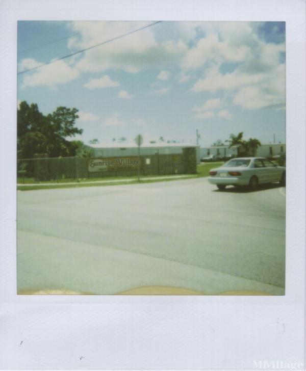 Photo of Sunrise Village Mobile Home Park, Homestead, FL