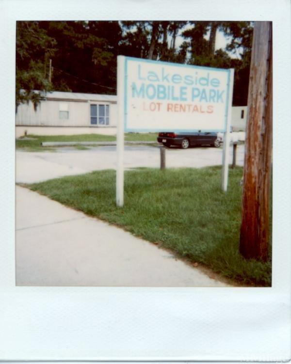 Photo of Lakeside Mobile Home Park, Lake City, FL