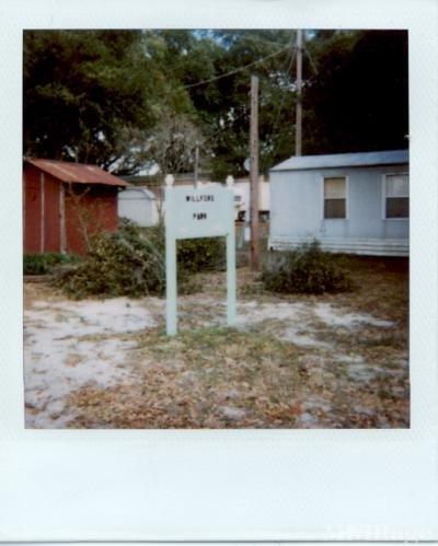 Mobile Home Park in Thonotosassa FL