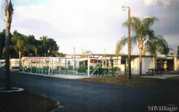Photo of Covered Wagon Mobile Home Park, Estero, FL