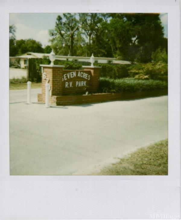 Photo of Seven Acres Mobile Home And Rv Park, Dade City, FL