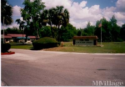 Mobile Home Park in Mount Dora FL