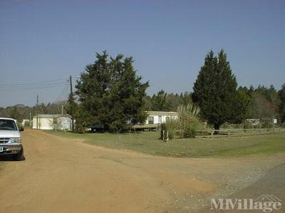 Mobile Home Park in Americus GA