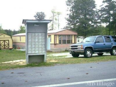 Mobile Home Park in Acworth GA