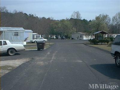 Mobile Home Park in Augusta GA