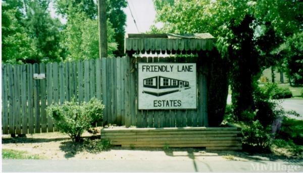 Photo of Friendly Lane Estates Mobile Home Community, Cartersville, GA