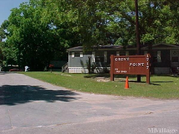 Photo of Grove Point Mobile Home Estates, Savannah, GA