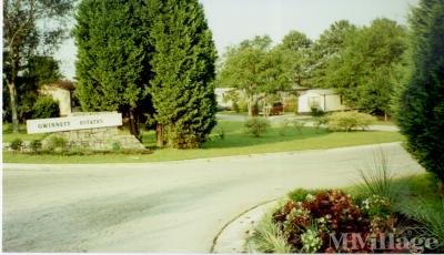 Mobile Home Park in Loganville GA