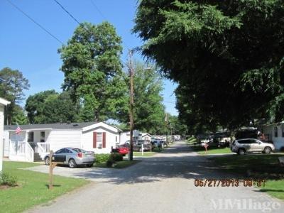 Mobile Home Park in Gainesville GA