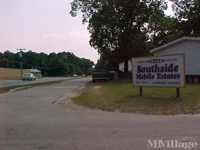 Mobile Home Park in Savannah GA