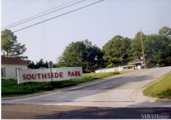 Southside Mobile Home Park Mobile Home Park in Monroe, GA