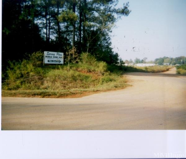 Photo of Spring Place Mobile Home Park, Chatsworth, GA