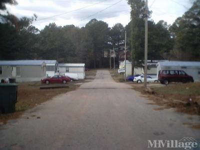 Mobile Home Park in Lagrange GA
