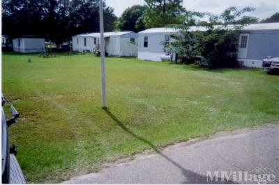 Mobile Home Park in Leesburg GA