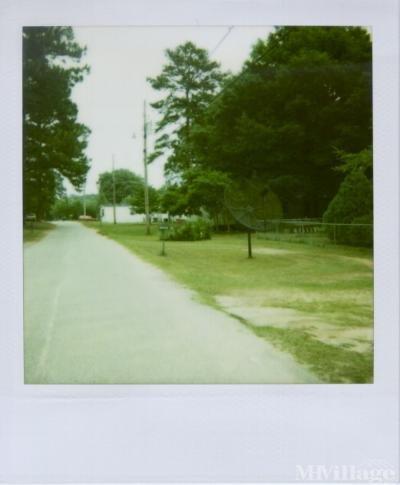 Mobile Home Park in Cordele GA