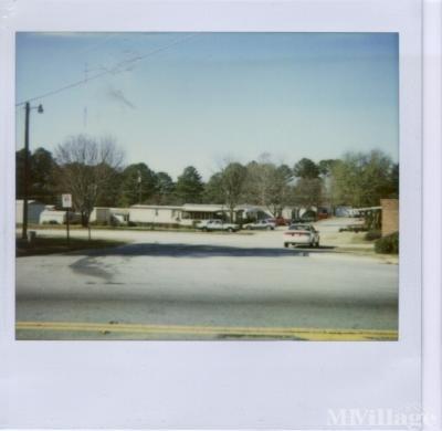 Mobile Home Park in Covington GA