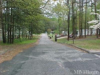 Mobile Home Park in Lithia Springs GA