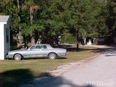 Mobile Home Park in Bloomingdale GA