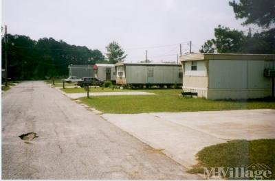 Mobile Home Park in Nashville GA