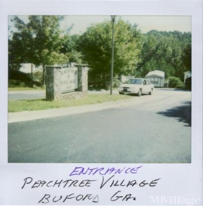 Mobile Home Park in Sugar Hill GA