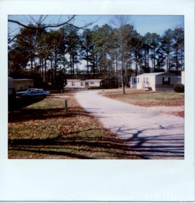 Mobile Home Park in Loganville GA