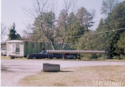 Mobile Home Park in Elberton GA