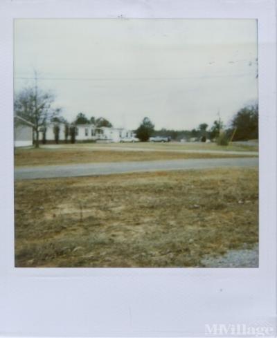 Mobile Home Park in Carrollton GA