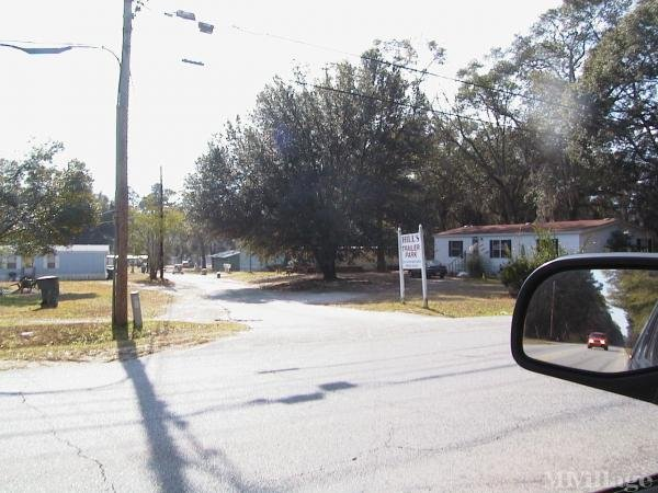 Photo of Hill Mobile Home Park, Thomasville, GA