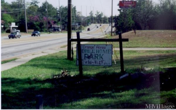 Photo of Orange Acres Mobile Home Park, Marietta, GA