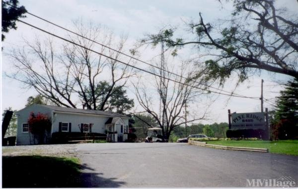 Photo of Pine Ridge Mobile Home Community, Alpharetta, GA