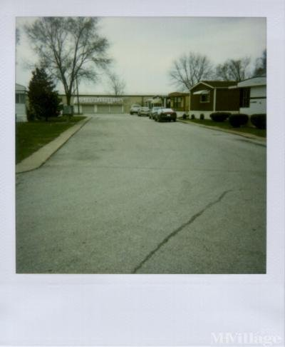 Mobile Home Park in Camanche IA