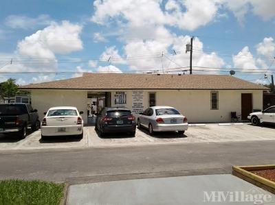 Mobile Home Park in Miami FL