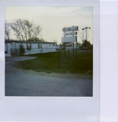 Mobile Home Park in Davenport IA