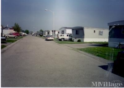 Mobile Home Park in Kalona IA